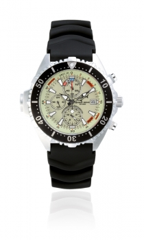 CHRIS BENZ Chronograph 200m DEPTHMETER Chronograph