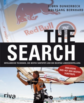 'The Search' Das Buch von Bjørn Dunkerbeck incl. Best of DVD