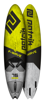 2020 pd Patrik Boards f-wave (Free Wave)