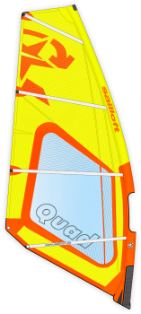 Sailloft Quad 2020 - Wave