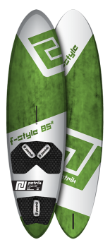 2019 pd Patrik Boards f-style GET (Freestyle)