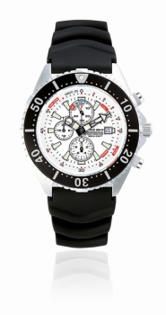 CHRIS BENZ DEPTHMETER Chronograph 300M