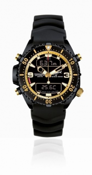 CHRIS BENZ Digital 200m GOLD EDITION MK1
