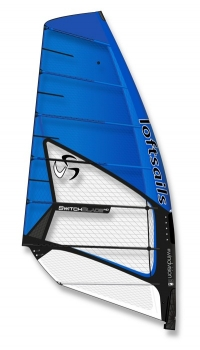2020 LOFTSAILS Switchblade 3-CAM PERFORMANCE FREERACE SAIL HD 7.8qm