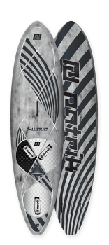 2019 pd Patrik Boards t-wave GBM (Tri Fin Wave)