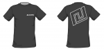 pd Patrik Teamwear TEAM T-Shirt grey *Limited Edition*