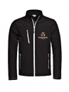 Loftsails Softshell Jacket Men Black Teamwear